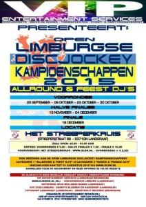 Open Limburgse DJ Kampioenschappen